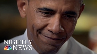 President Obama: 'My Spirit is Unchanged,' - Exclusive Interview | NBC Nightly News
