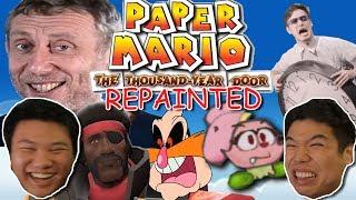 Dont let your Memez be Dreemz || Paper Mario: TTYD REPAINTED
