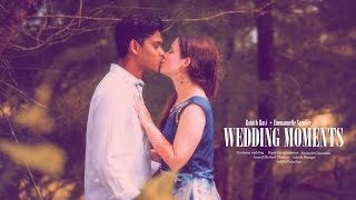 Rohith Ravi + Emmanuelle Szenker  wedding moments by Mariposa wedding