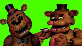 GERMAN | Freddy vs Toy Freddy | Freddy Fazbear's Pizzeria Rap Battles #3