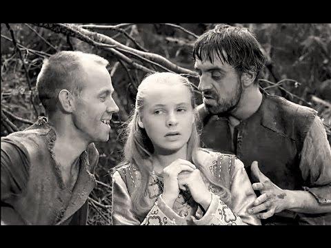 The Virgin Spring, Jungfrukällan 1960 - The Killers In The Woods, Mördarna I Skogen - Ingmar Bergman