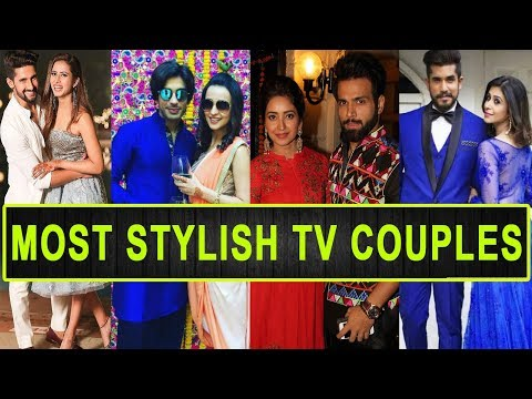 Xxx Mp4 Top 10 Most Stylish Real Life Couples Of Indian Television 3gp Sex