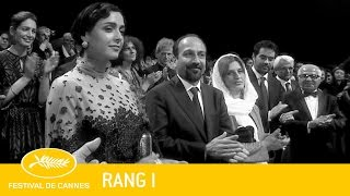 FORUSHANDE - Rang I - VO - Cannes 2016