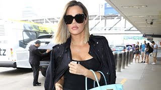 Khloe Kardashian Is Asked If Caitlyn Is Banned From The Kardashian Fam