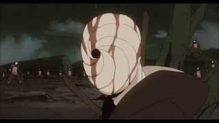 Uchiha Obito - cruel world AMV Full HD