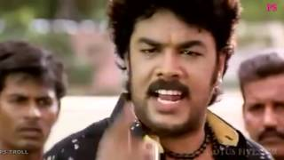 Santhanam ,Sathyaraj , Sundar C , Non Stop Kalayana   comedy, Guru Sishyan