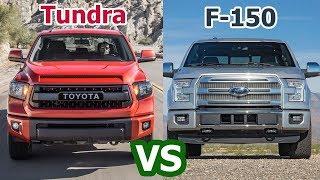 الفرق بين أنظمة تعليق فورد اف١٥٠ vs تويوتا تندرا