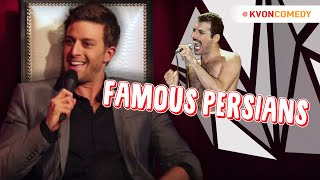 Famous Persians + New Persian TV Shows (...would you watch?)