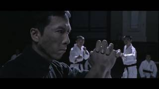 Ip Man Wing Chun VS 10 Karate Black Belts( Best Scene)