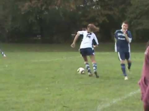 Kumpf 2012 Boys vs. Girls Soccer Game
