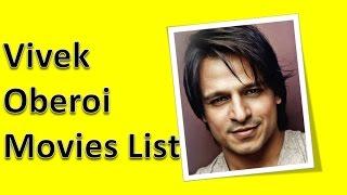 Vivek Oberoi Movies List