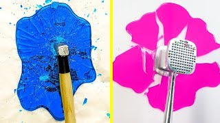 TRYING 16 CRAZY SWEET LIFE HACKS YOU HAVE TO TRY by 5 Minute Crafts KIDS