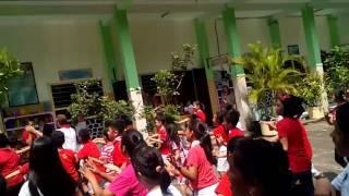 Senam ceria bersama #Sdk Santa Maria 02 Malang