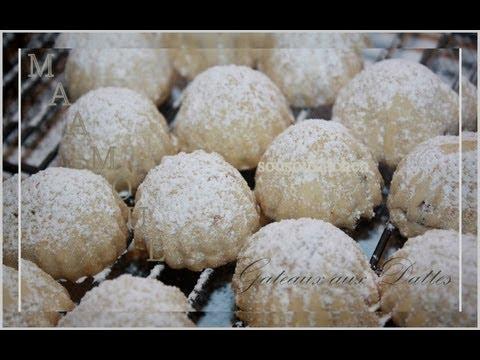 Maamoul معمول Gateaux aux dattes Dates Cookies Sousoukitchen
