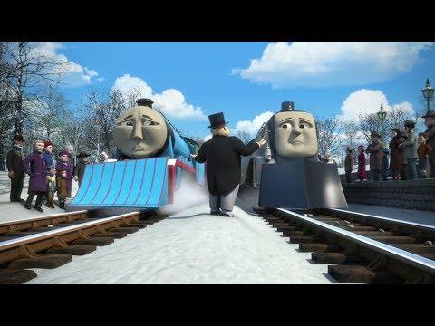 Thomas y sus amigos Vagones confudidos