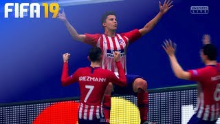 FIFA 19 - Top 5 Goals of the Month: October 2018