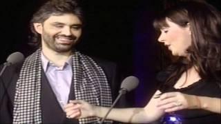 Andrea Bocelli & Sarah Brightman - Con Te Partiro (1997)