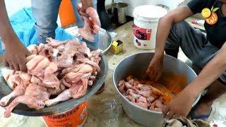Chicken Tandoori Kabab - Original Recipe - Street Food India