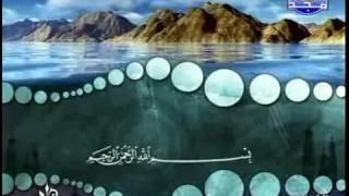 سورة إبراهيم كاملة ترتيل الشيخ محمد صديق المنشاوي من قناة المجد للقرآن