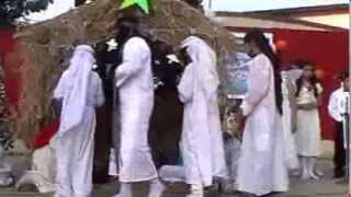 Christmas Skit - Birth of Jesus Christ- Holy Angels