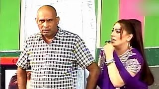 Best Of Akram Udass and Asha Choudhary New Pakistani Stage Drama Full Comedy Funny Play | Pk Mast