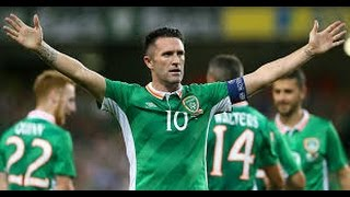Robbie Keane's Last Game (Ireland v Oman) RTE Highlights
