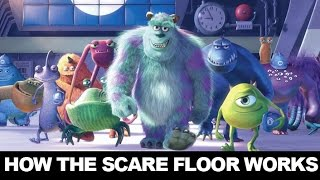 How the Scare Floor Works