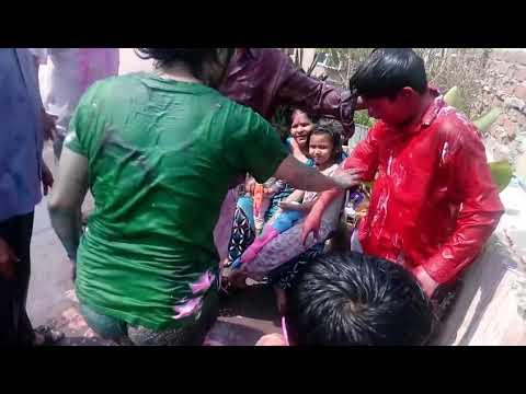 Xxx Mp4 Happy Holi 2018 Danger Rang Desi Xxx Sexy Bihari 3gp Sex