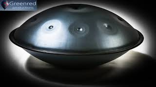 Handpan Music for Studying, Hang Drum Music, Focus Music, Concentration Music