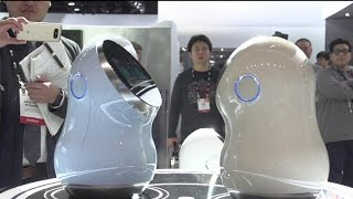 Inside opening day of the 2017 Consumer Electronics Show