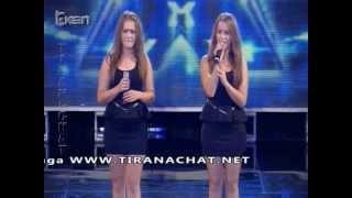 X Factor Albania 2 - Albina & Altina