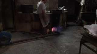 ► Handicraft Sugar Cooking in Yazd / IRAN