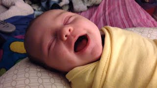 Cute Babies Laughing While Sleeping Compilation (2014)
