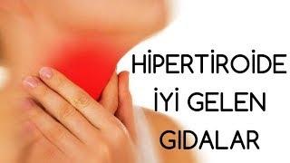 Hipertiroide İyi Gelen Gıdalar