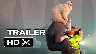 Hotel Transylvania 2 TRAILER 1 (2015) - Adam Sandler Animated Movie HD