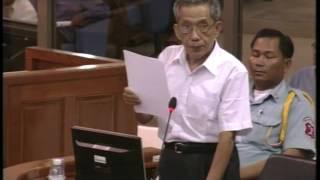 Kaing Guek Eav (Comrade Duch)