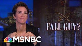 Possible Saudi Fall Guy For Jamal Khashoggi Also Trump Camp Middle Man | Rachel Maddow | MSNBC