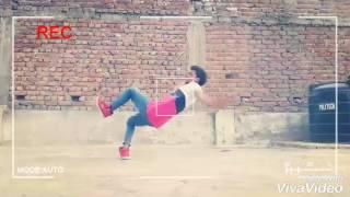 Popping stunts finger tutting by ali khan western dance academy dayalsir road uttam nagar new delhi