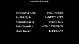 Home alone 4 taking of the house closing credits/Fox television studios