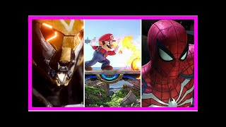 Breaking News | Game Critics Awards: Best of E3 2018 Nominees Unveiled
