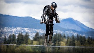 How I built a jet suit | Richard Browning