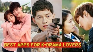 Best apps to watch and Download Korean dramas for free online with English subtitles