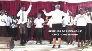LOUANGE AVEC LES SEMEURS - UN AIGLE ET NON UNE POULE (HENRIETTE MBARGA)