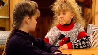 Stephanie Tanner best moments s1-s4