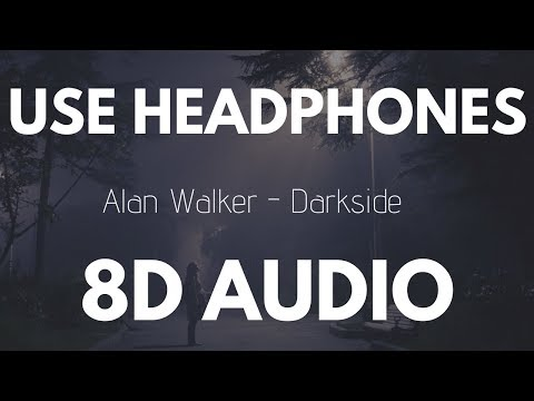 Alan Walker - Darkside (feat. AuRa and Tomine Harket) | 8D AUDIO