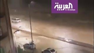 #مصر.. أمطار غزيزة نادرة تغلق القاهرة وضواحيها