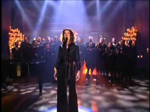 Download God bless America Celine Dion in concert, America, A tribute to heroes Memory of September 11, 2003