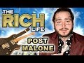 Post Malone | The Rich Life | LA & Utah Mansion, Lambo, Rolls Royce & more