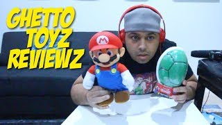 GHETTO TOY REVIEWZ [#06] JUMPING SUPER MARIO
