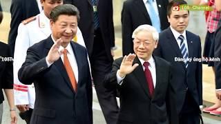 CSVN đã tự đút đầu vào sợi thòng lọng của Trung Quốc, đưa dân Việt vào thời kỳ đô hộ mới [108Tv]